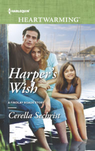 Book Cover: Harper's Wish