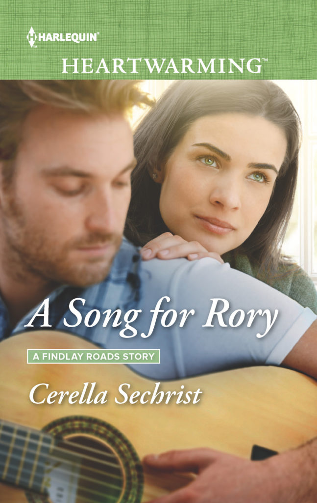 Book Cover: A Song for Rory