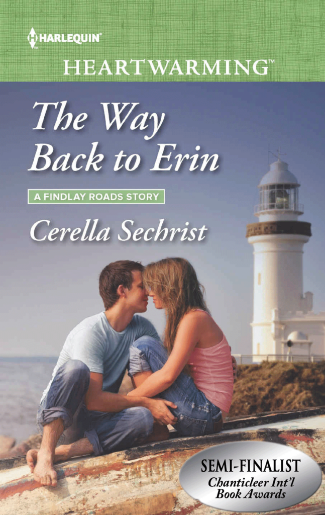 Book Cover: The Way Back to Erin